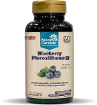 Blueberry Pterostilbene Nx with pTeroPure®, 45 Veggie Caps