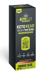 KetoPlex® KetoRead™ Ketone Test Strips |100 + 25 Extra Test Strips