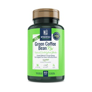 Green Coffee Bean Nx with SVETOL, 60 Veggie Caps - Autoship