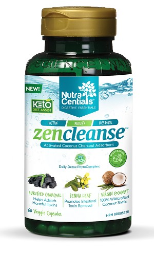 ZenCleanse™ with Activated Charcoal  AUTOSHIP