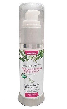 AGEOFF  Collagen-Activating-Peptide-Serum  30ml Autoship