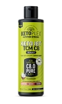 KetoPlex KetoJet™ C8 MCT Isolate Oil, 473 ml
