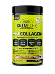 KetoPlex® MCT COLLAGEN+, Creamy Vanilla Ice Cream